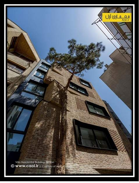 پاورپوینت بررسی ساختمان مسکونی ویلا،رتبه اول جایزه معماری 94(نمونه مشابه مسکونی)