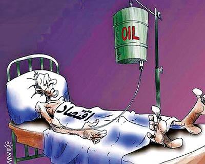 مقاله اقتصاد نفت و تحلیل ساختارها